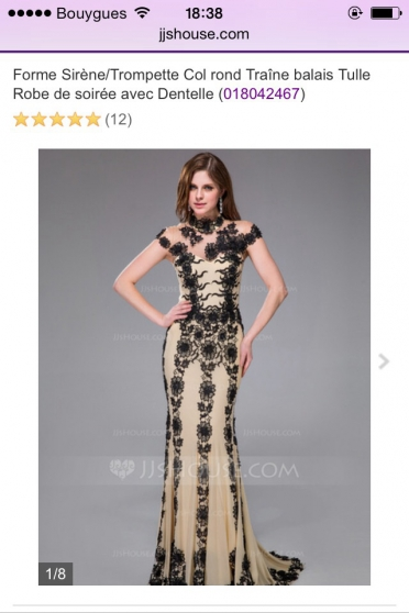 Ou vendre robe de soiree