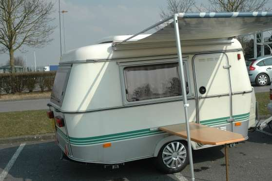 caravane eriba puck 1996 caravanes camping car caravanes eriba isbergues reference car car. Black Bedroom Furniture Sets. Home Design Ideas