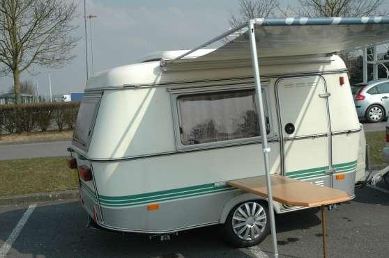 caravane eriba puck 1996 caravanes camping car caravanes eriba isbergues reference car car. Black Bedroom Furniture Sets. Home Design Ideas