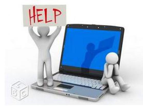 Assistance/ dépannage informatique à dom