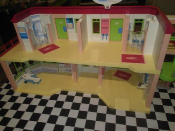 Annonce occasion, vente ou achat 'Hôtel playmobile'