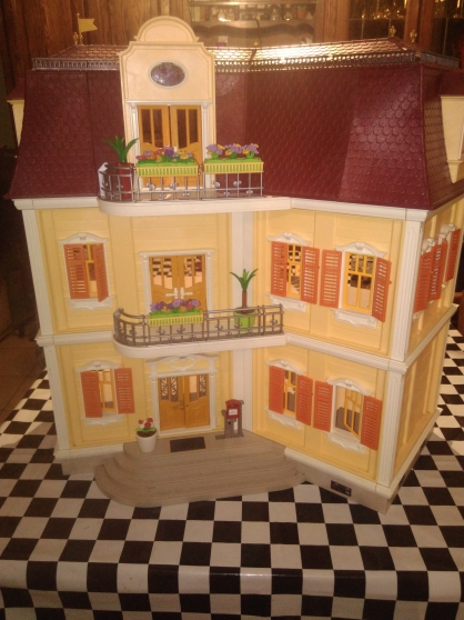 Annonce occasion, vente ou achat 'Maison playmobile'