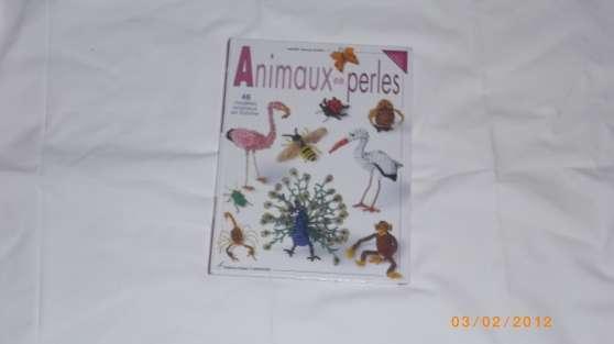 Annonce occasion, vente ou achat 'livre de perle (fleur )'