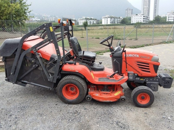 Annonce occasion, vente ou achat 'La G23 kubota, diesel, 3 cylindres.'