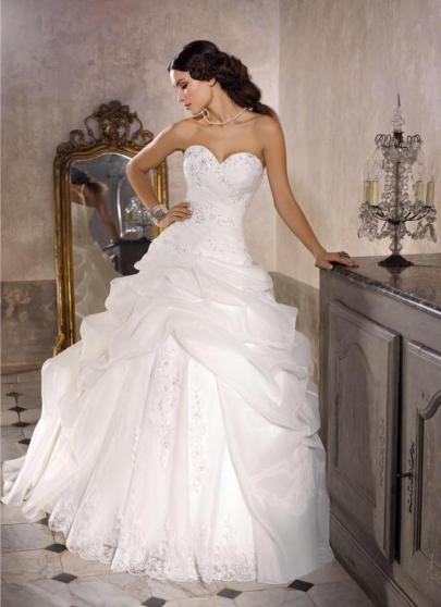 Robe de mariée 2016 Taille 38 ajustable