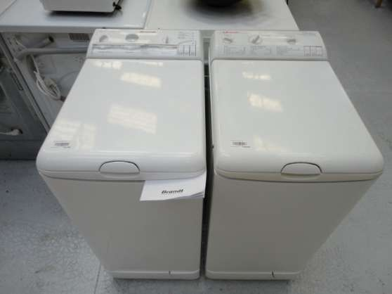 2 lave linge brandt pr mia electrom nager machines - Petite machine a laver studio ...