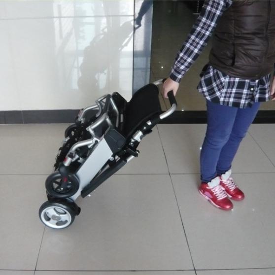Annonce occasion, vente ou achat 'fauteuil roulant pliable SmartChair'