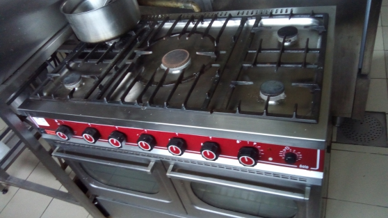 Cuisiniere 5 feux 2fours