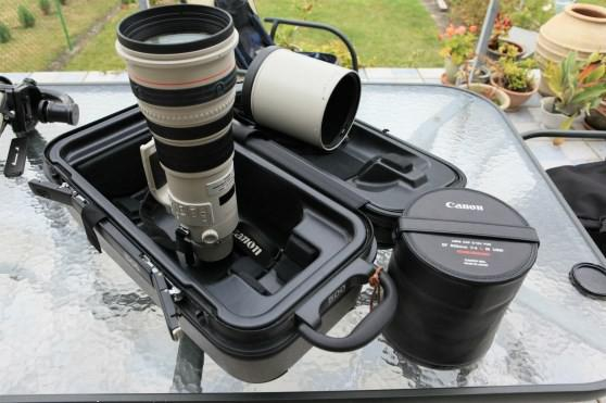 Annonce occasion, vente ou achat 'Canon EF 500 mm F4 L IS Usm'