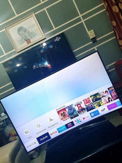 Télé smart TV Samsung