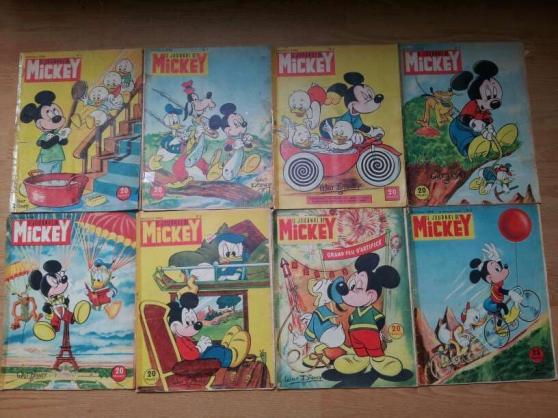 vend collection du journal de mickey - Photo 2
