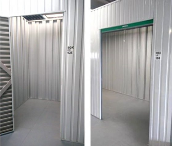 Location box de stockage Sécurisés 24/24 - Photo 4