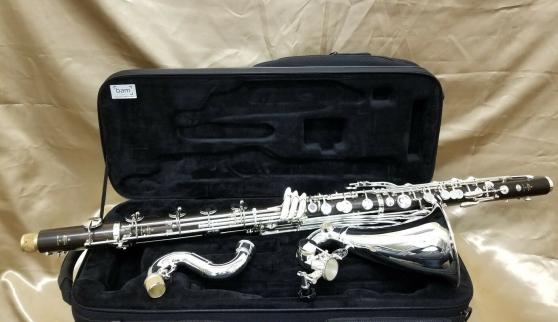 Clarinette basse Buffet Crampon 1183R-2