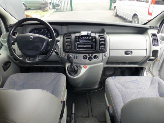 Renault Trafic ADRIA 1.9DCi 6 vitesses