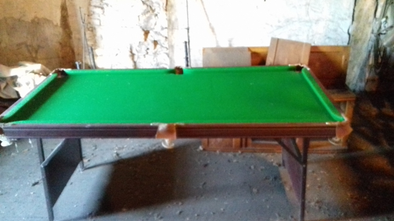 billard americain - Photo 1