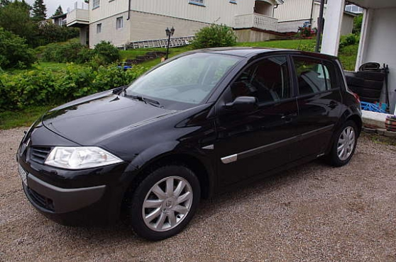 Annonce occasion, vente ou achat 'Renault Megane 1.5 DCI Diesel'