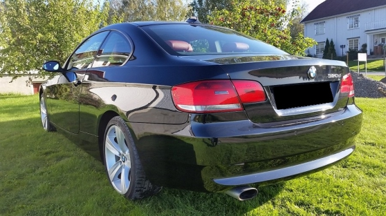 Bmw Serie 3 E92 coupe 320d