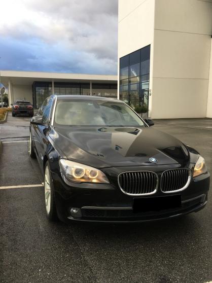Annonce occasion, vente ou achat 'BMW Série 7 408 ch'