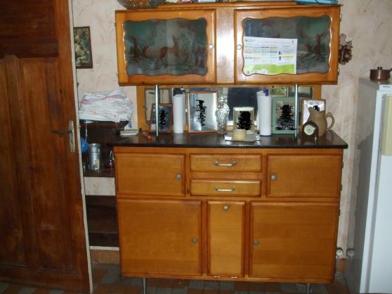 Buffet cuisine vintage