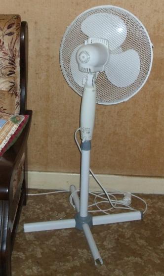 Annonce occasion, vente ou achat 'Ventilateur sur pied'