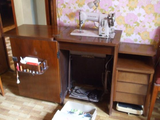Annonce occasion, vente ou achat 'Machine a coudre meuble'