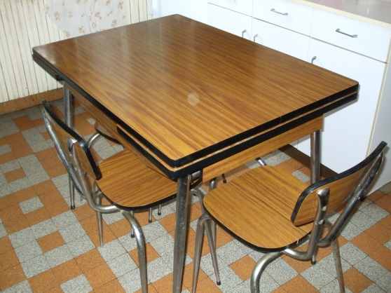 Annonce occasion, vente ou achat 'Table formica'