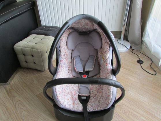 Coque Bébé Confort + Socle Voiture
