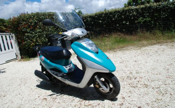 Scooter MBK 125