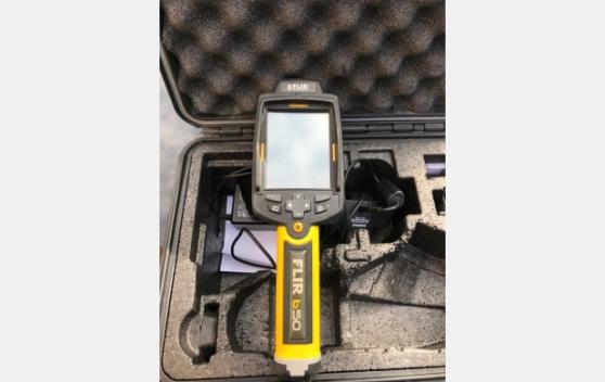 Annonce occasion, vente ou achat 'Location Caméra Thermique FLIR B50 MRS'