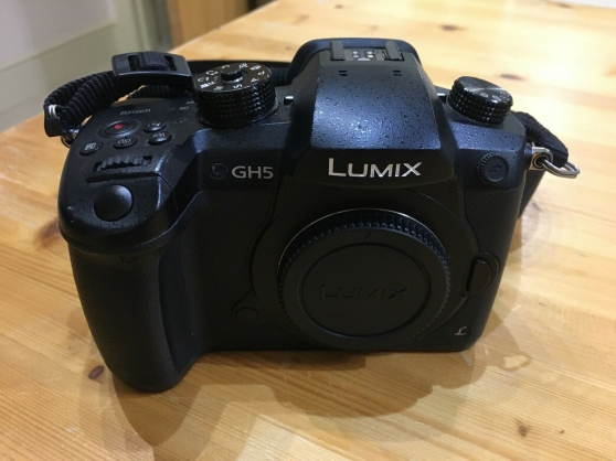 Annonce occasion, vente ou achat 'Panasonic Lumix DC GH5 compacts-20-3MP'