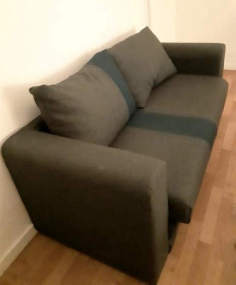 Canapé-lit convertible deux places