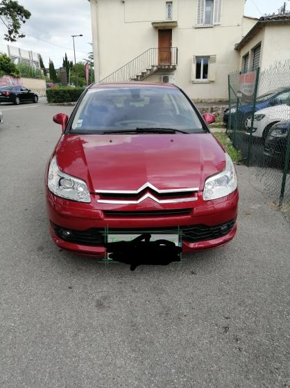 Citroen c4 coupé sport 1.6l garantie bva