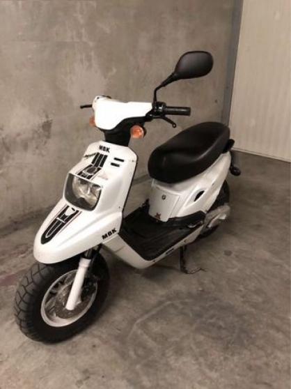 MBK booster (Yamaha Bw's)