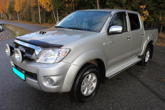 Toyota Hilux 1ère main - 8 cv