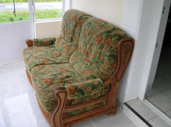 Annonce occasion, vente ou achat 'canape et fauteuil'