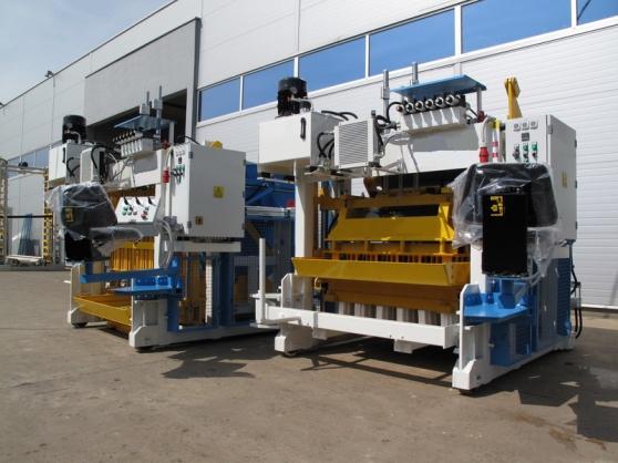 Machine pour faire des blocs SUMAB E 6
