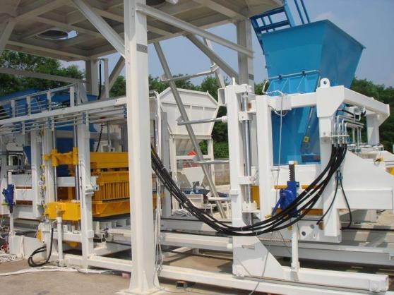 La machine bloc SUMAB R 1500