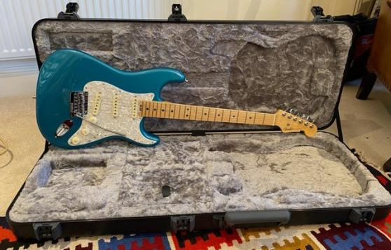 Guitare Fender American Elite Stratocast