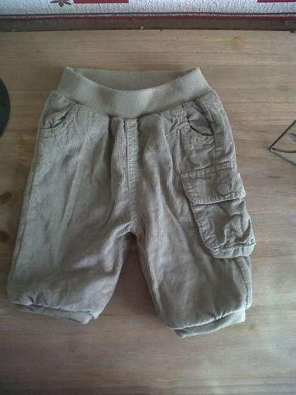 pantalon garçon