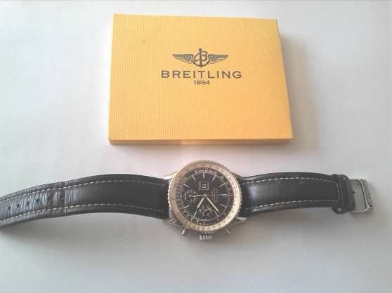 garde temps breitling bijouterie horlogerie montres breitling bayonne reference bij mon. Black Bedroom Furniture Sets. Home Design Ideas