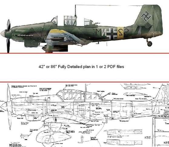 gratuit modelisme plan avion 87D JEUX MODÉLISME JOUETS Plan Wingspan  ~ Plan Maquette Avion Bois Gratuit