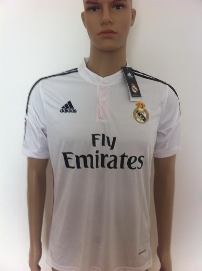 Maillot Real Madrid Saison 2014/2015 Flo
