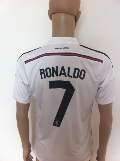 Maillot Real Madrid Saison 2014/2015 Flo - Photo 2