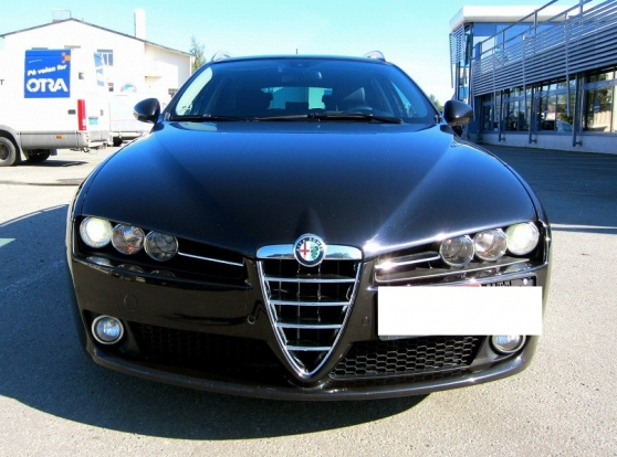 Alfa Romeo 159 Sport Wagon