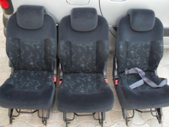sièges espace 3 excellent état