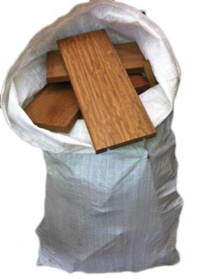Annonce occasion, vente ou achat 'Chutes de bois en sac'