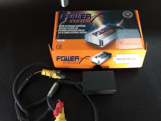 boitier additionnel power system boitier boitier power system preparation electronique moteur. Black Bedroom Furniture Sets. Home Design Ideas