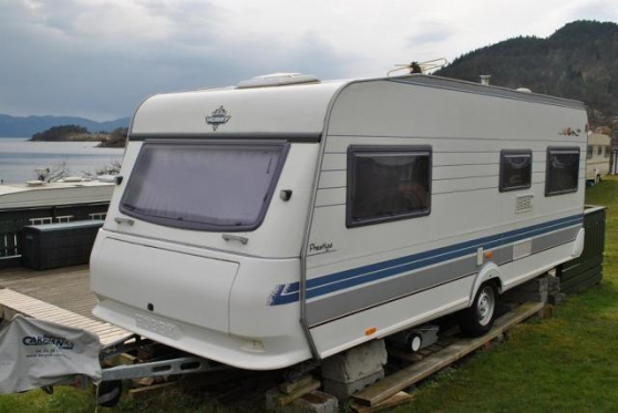 Caravane Hobby 540 UL 1997