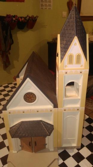 Annonce occasion, vente ou achat 'Salle de réception playmobil'