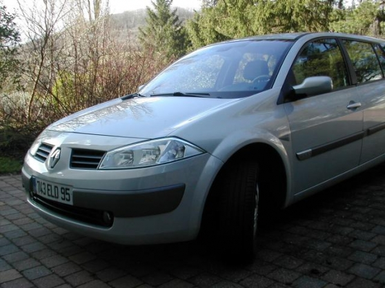 Renault Megane ii estate 1.9 dci luxe pr